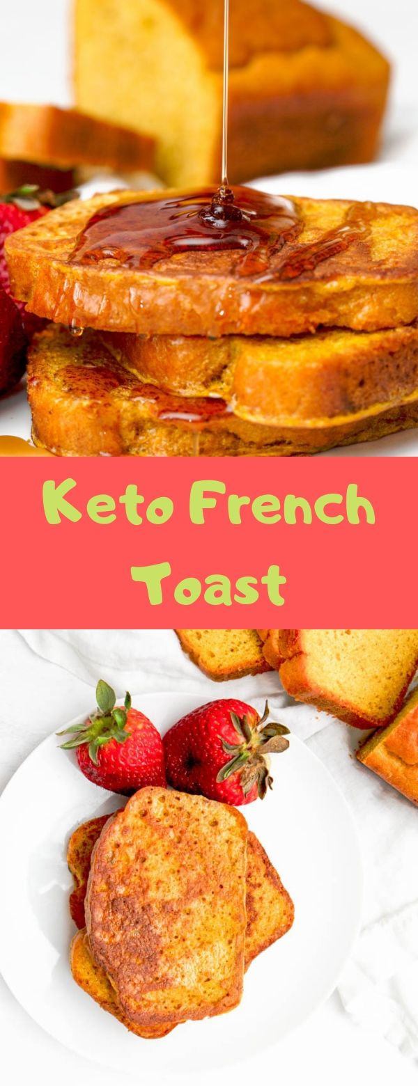 Keto French Toast