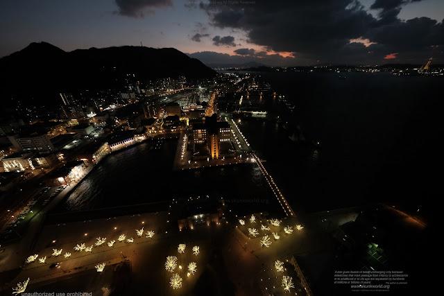 門司港の夜景