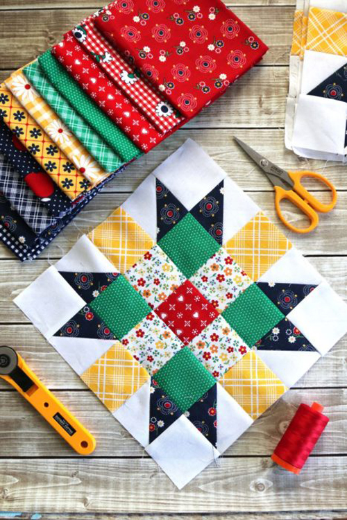 Meet the Makers Quilt