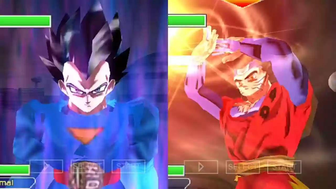 Goku, Naruto and Luffy Fusion character