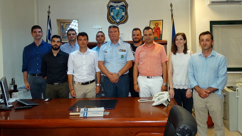 Το νέο Προεδρείο της Ένωσης Αξιωματικών Αστυνομίας Αν. Μακεδονίας και Θράκης