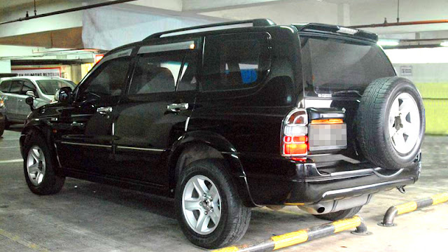 Suzuki Grand Escudo XL-7