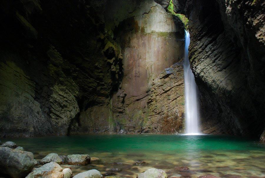 Cachoeira Kozjak