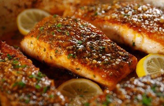 Cajun Salmon #keto #dinner