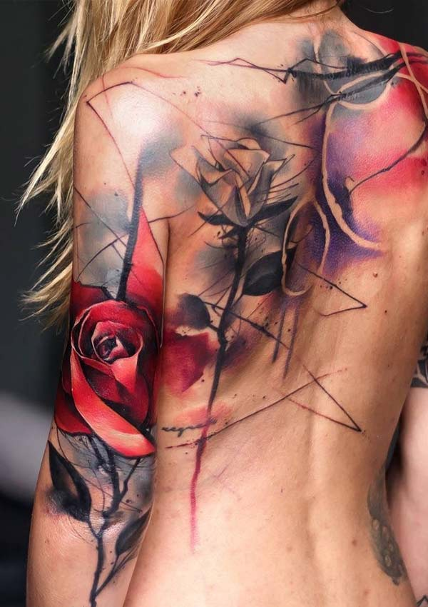 Tatuajes Trash Polka