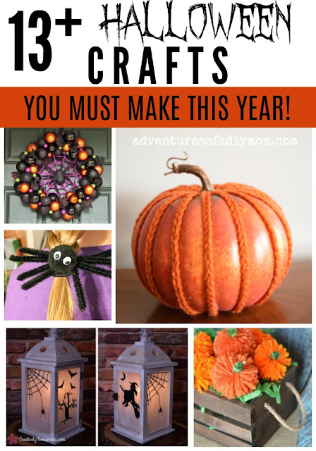 halloween crafts you must make this year