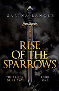 Rise of the Sparrows - a high fantasy novel by Sarina Langer