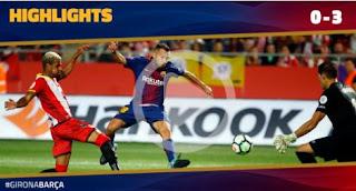 Barcelona Menang 3-0 Atas Girona