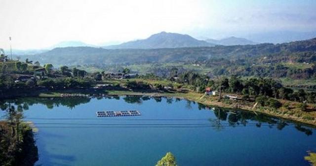 Telaga Wahyu;10 Top Destinasi Wisata Magetan