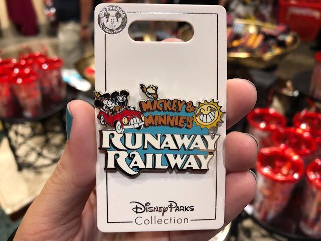 Mickey & Minnie's Runaway Railway Merchandise