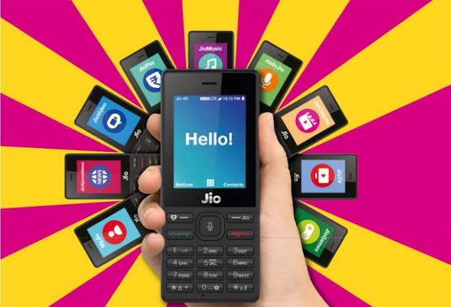 अब JioPhone होगा पहले से बेहतर, आया न्यू फीचर