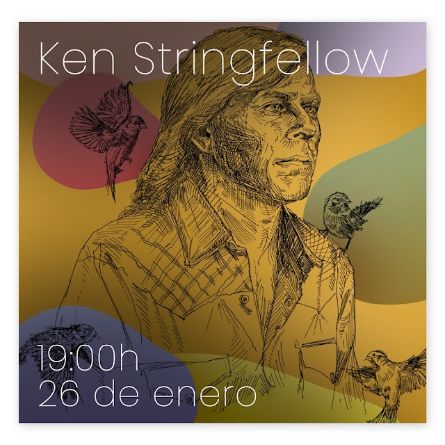 Ken Stringfellow vuelve a Barcelona