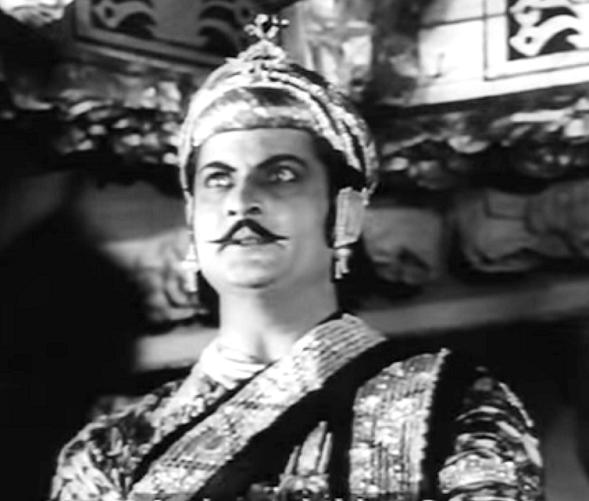इस अभिनेता की असामयिक मृत्यु के कारण के.आसिफ को फिर से शूट करनी पड़ी थी मुग़ल-ए-आज़म