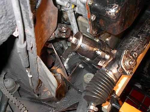 Jaguar Cars XJ-S V12 maintenance