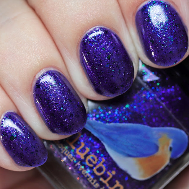 Bluebird Lacquer I'm Not Having Any Funhouse