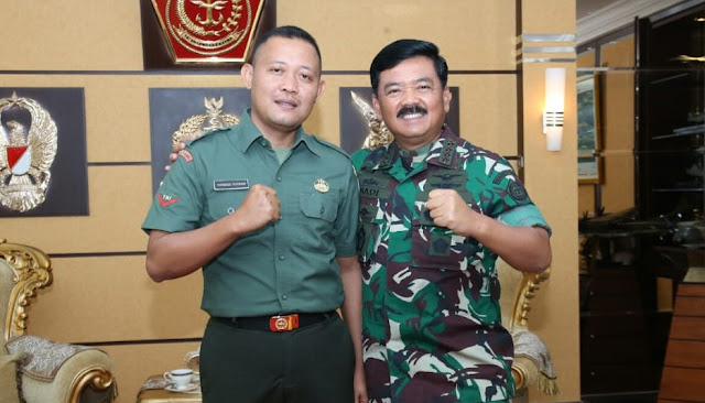 Belajar Melalui WhatsApp, Anggota TNI Berpangkat Kopda Kuasai Tujuh Bahasa Asing