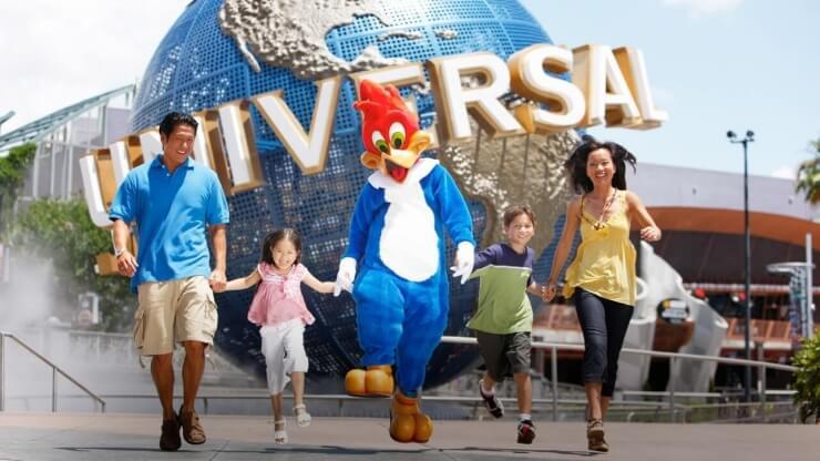 Mau Liburan Berkesan ke Universal Studio Singapore? Perhatikan Hal Ini Yuk