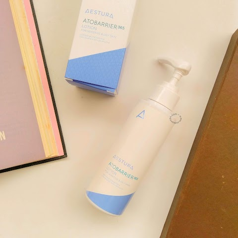 [REVIEW] Aestura - Atobarrier365 Lotion*