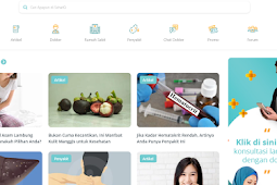 Mudahnya Hidup Sehat dengan SehatQ.com, Mulai dari Booking Dokter Akses Artikel Kesehatan Sampai Pesan Obat