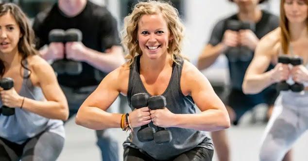 أفضل تمارين لتقوية العضلات وفقدان الدهون
