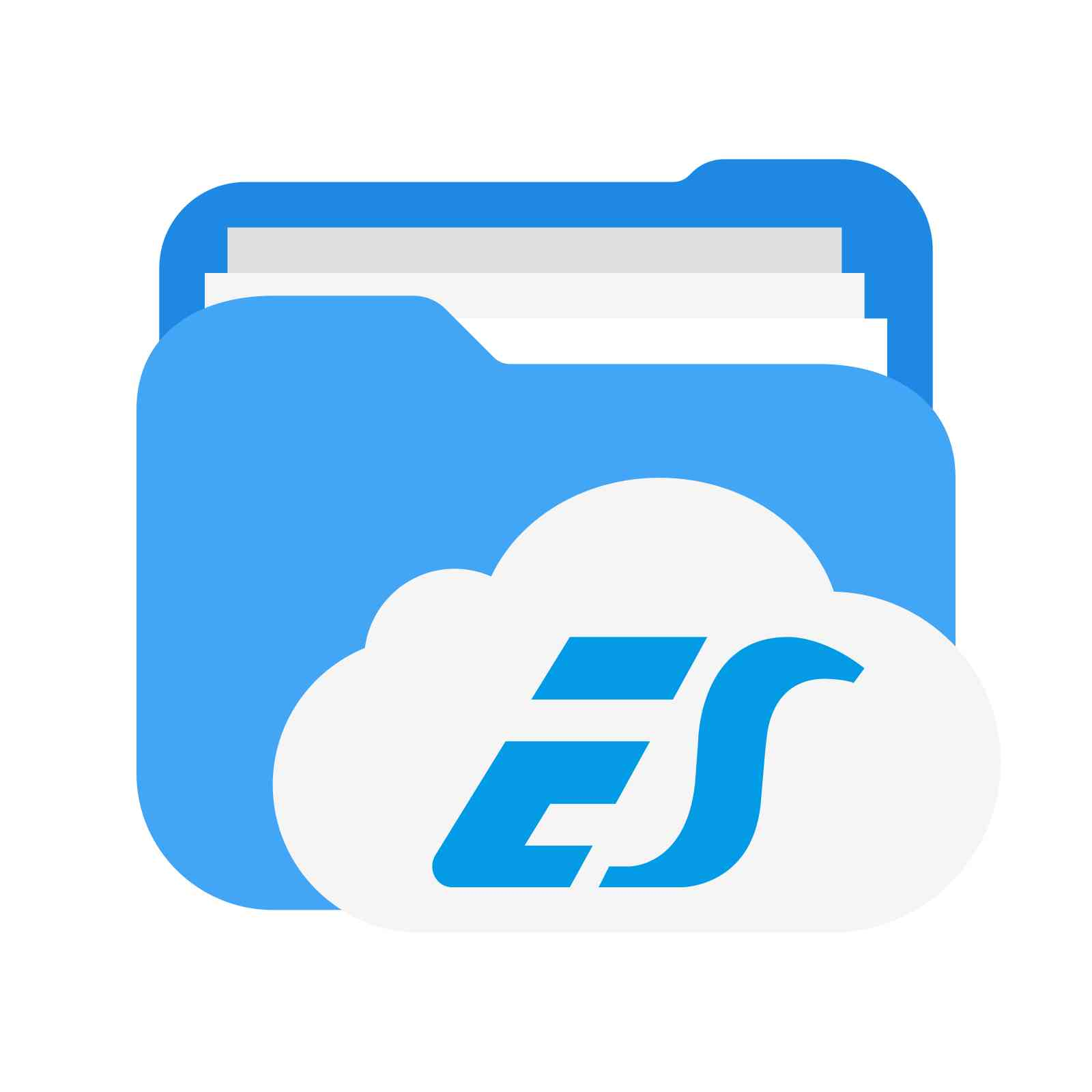 ES File Explorer App Icon
