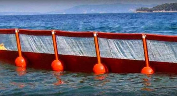 Τα γερμανικά ΜΜΕ επικρίνουν και κοροϊδεύουν το πλωτό φράγμα της Ελληνικής Κυβέρνησης