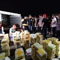 Polisi Habisi Kurir Pembawa Sabu Seberat 288 Kg