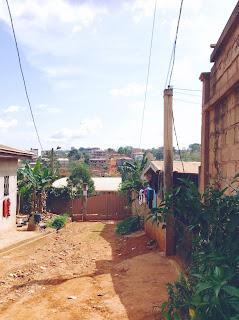 quartier S. à Yaoundé