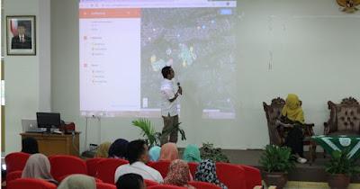 Seminar di Unisa, Tingkatkan Pembangunan Desa dengan Sistem Informasi Desa