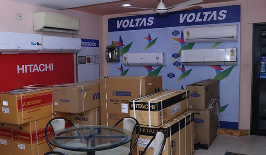 voltas ac service center in Bangalore