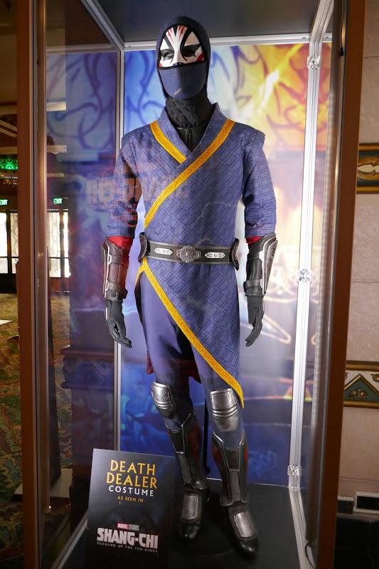Death Dealer movie costume Shang-Chi