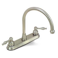 Five of the Most Popular Kitchen Faucets
