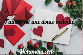 Vidéo Poème d'amour romantique