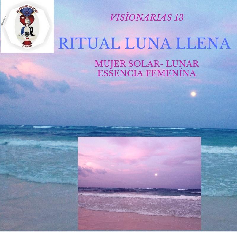Visionarias 13 agosto 2016 for En que ciclo lunar estamos hoy