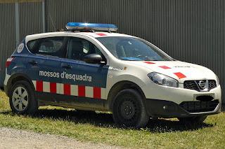 Absueltos los dos mossos acusados de reventar un ojo a Ester Quintana con una bala de goma