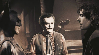 Tim Burton en 'Batman'