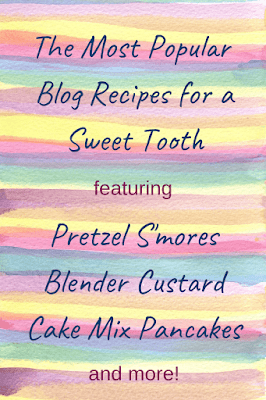 list of the best dessert recipes