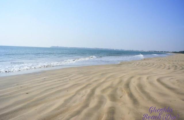 Ghoghala beach Diu