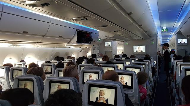 Airbus A350 linii Finnair