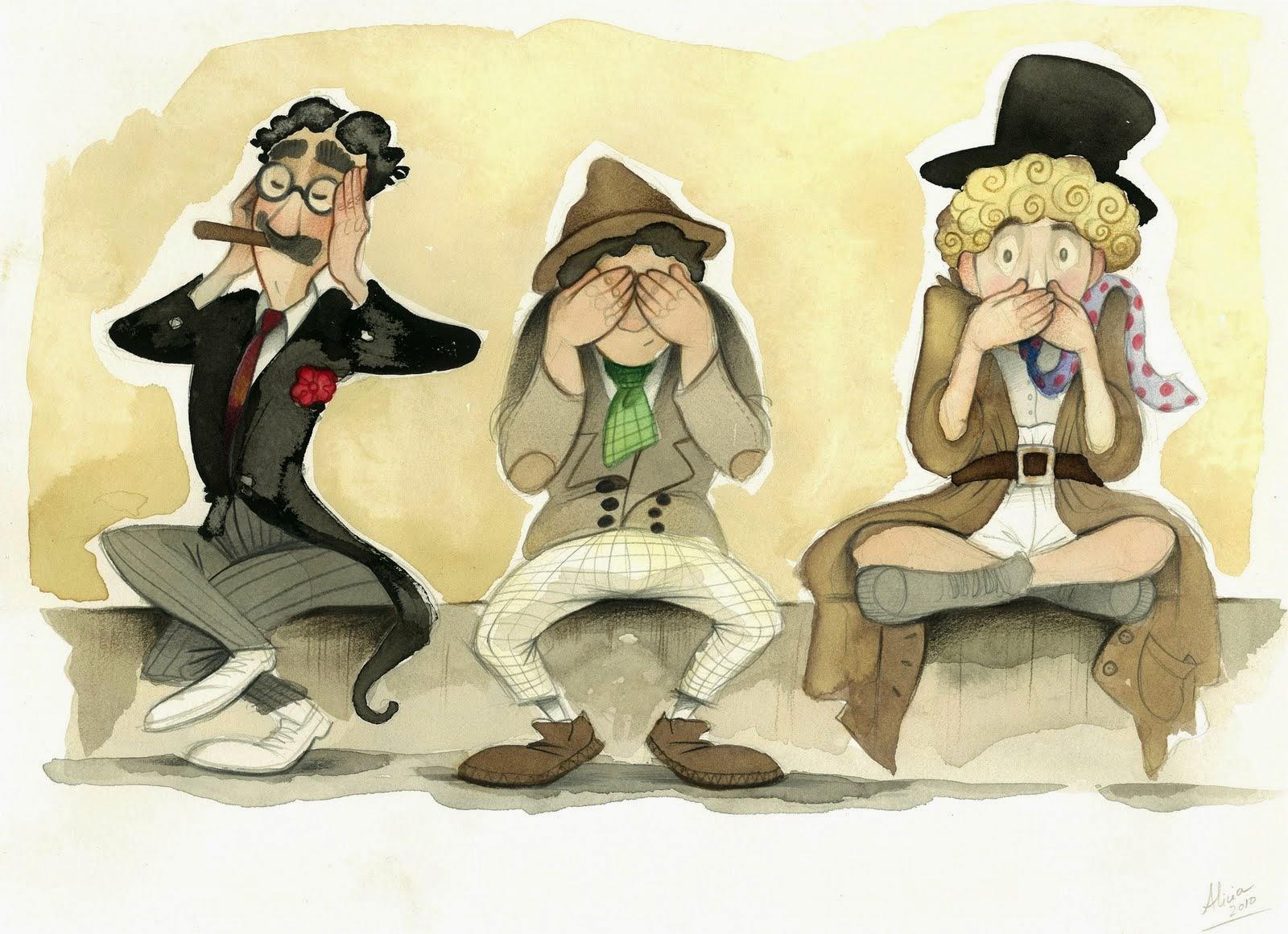 3 Hermanos Miedosos