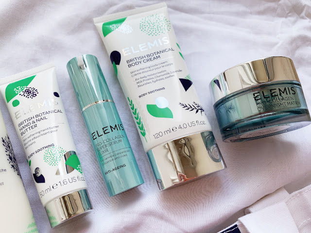 Elemis Pro-Collagen & British Botanical Skin Firming Collection