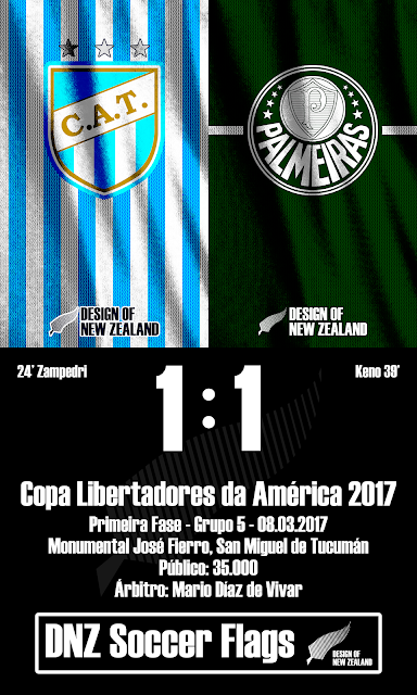 Wallpapers Atlético Tucumán Palmeiras