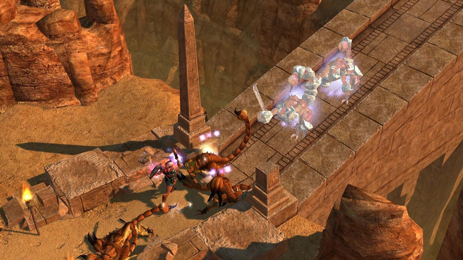 Titan Quest Anniversary Edition Atlantis PC ESPAÑOL (PLAZA) 2
