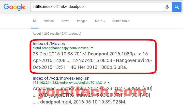 How To Find The Direct Link Of Any Movie On Google - Xiaomi Update