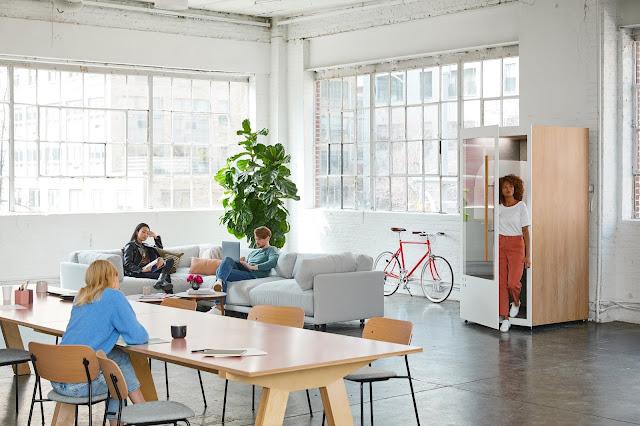 Zona de reunión y encuentro