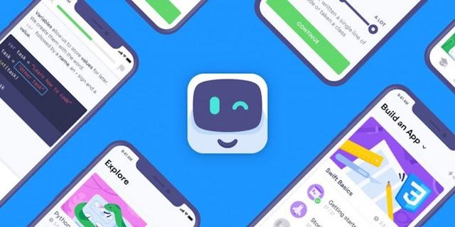 تحميل تطبيق Mimo للاندرويد apk افضل برنامج لتعلم لغات البرمجة مجاناً