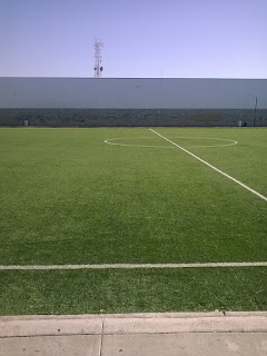Sabado listo para jugar Fútbol