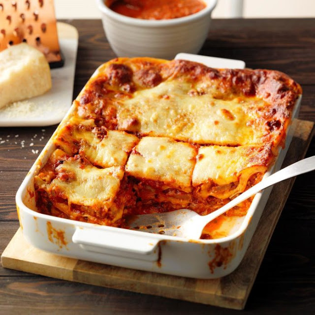 The Best Ever Lasagna Recipe