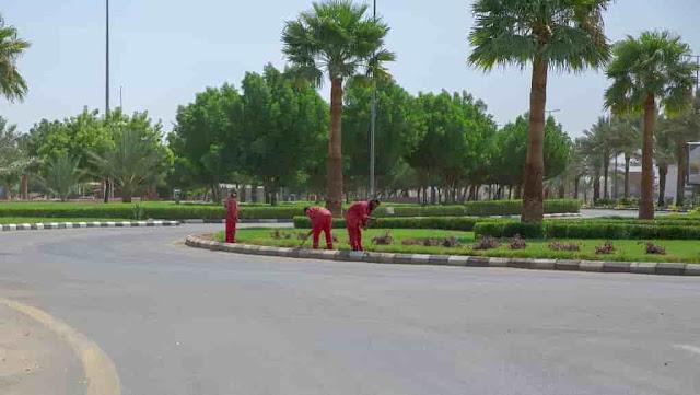 Madina Al Munawarrah opens its Public Parks from Thursday