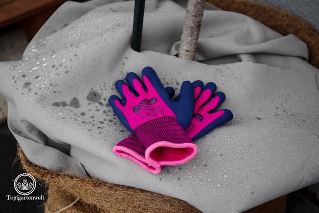 Thermo-Garten- und Arbeitshandschuhe für den Winter Spontex Winter Worker - Gartenblog Topfgartenwelt